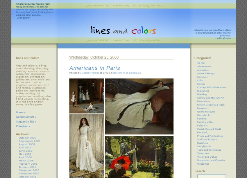 linesandcolor