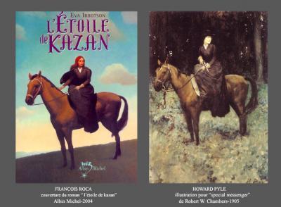 la fille sur le cheval