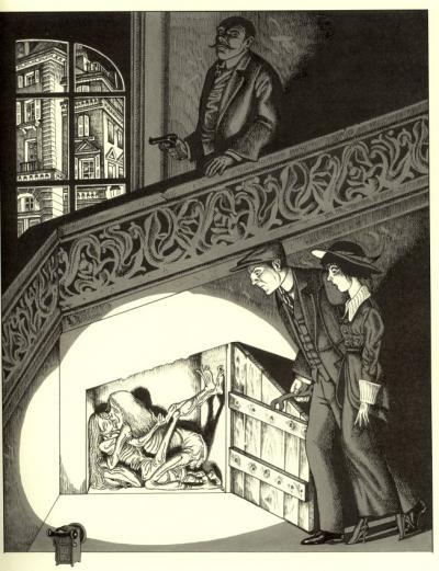 esprits d'escaliers