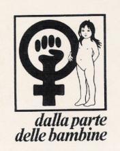 logo delle bambine