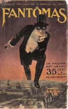 Fantômas, un pied en ville