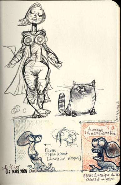 la Vierge au chat