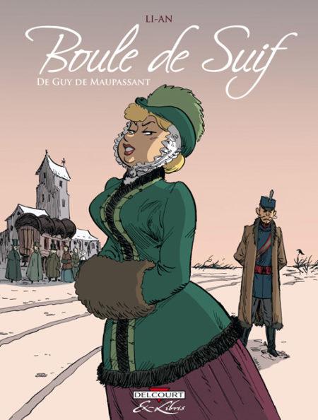 Boule de Suif-couverture Sarkozy