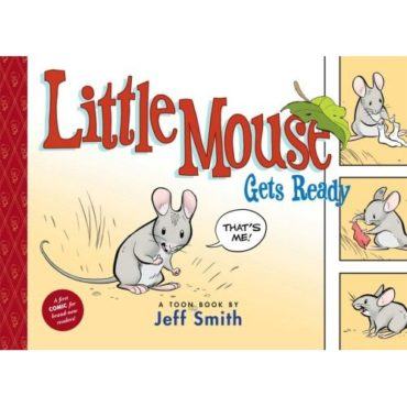 little-mouse-get-ready-jeff-smith-couv