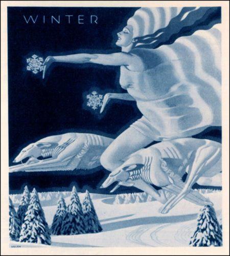Welsh – Winter