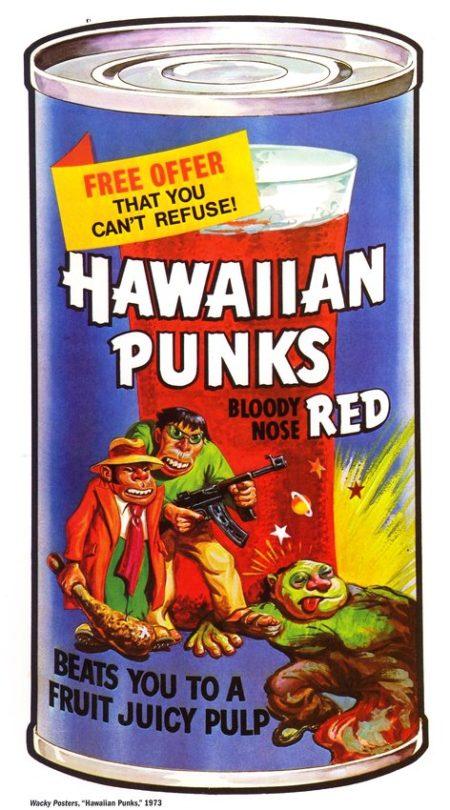 les punks hawaïens sont les pires