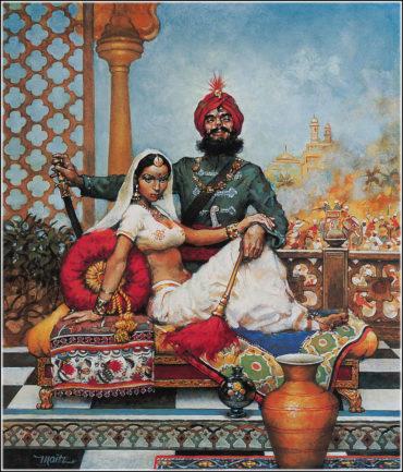 les fastes de l'Inde