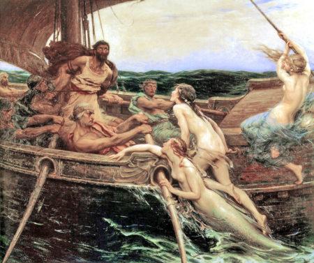 la mer vient prendre l'homme