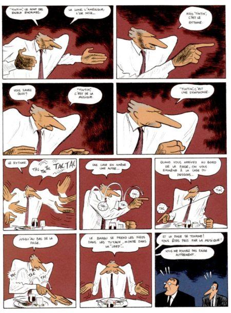 Tintin, toujours Tintin