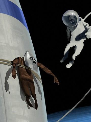 volontaire pour la NASA