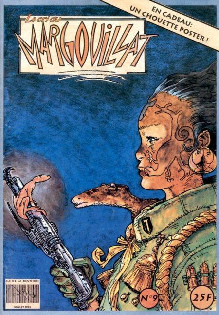 couverture du numéro 9 par Li-An