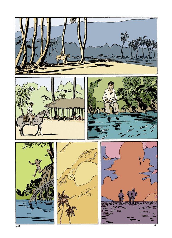Gauguin - Li-An & Laurence Croix