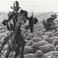 coureur de moutons