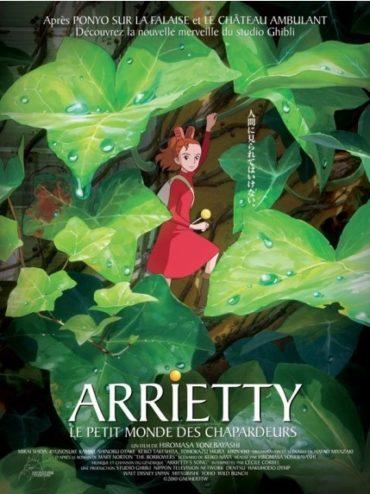 arrietty-affiche