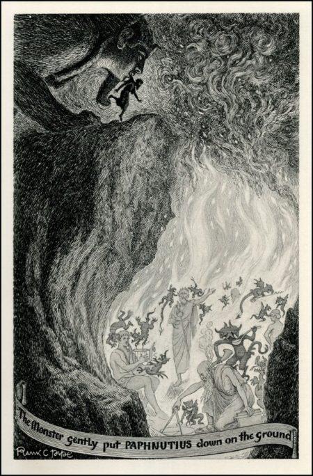 une soirée d'enfer