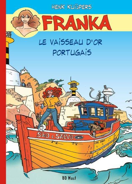 Franka-vaisseau-dor
