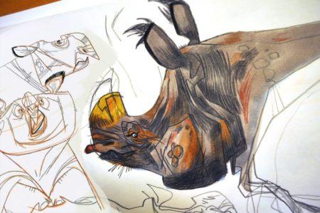 rhino cubiste