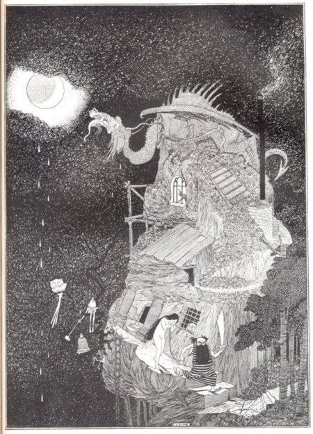 la fille du dragon