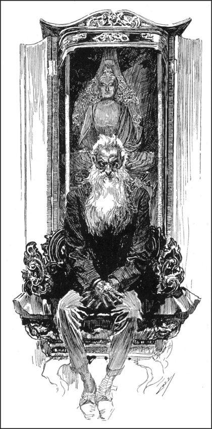 Mister Barbe 1915