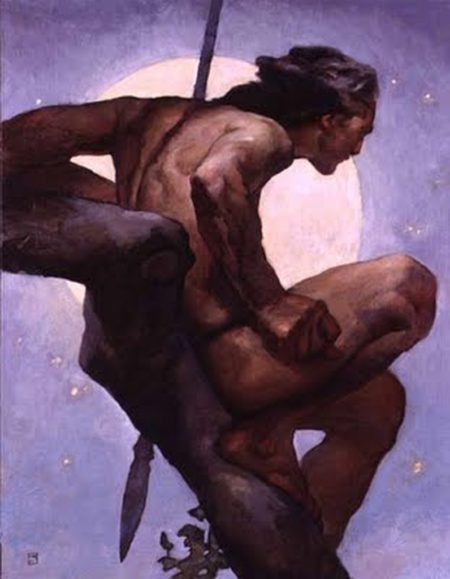 1998 Calendrier Tarzan