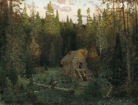 ma cabane en Sibérie