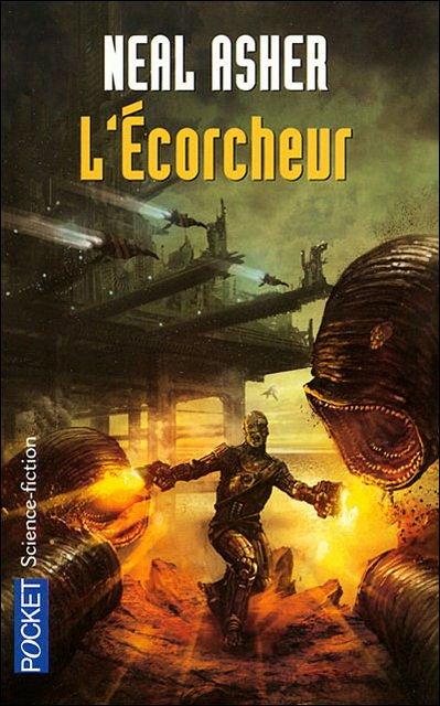 ecorcheur-neal-asher