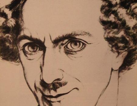 auto portrait de Kalmakoff