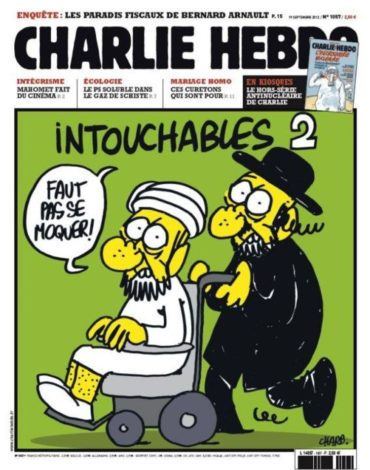 Charb - zut, touché