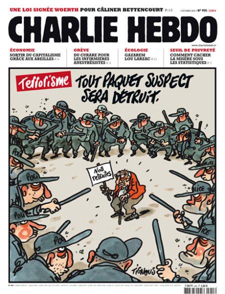 Tignous se méfie du terrorisme