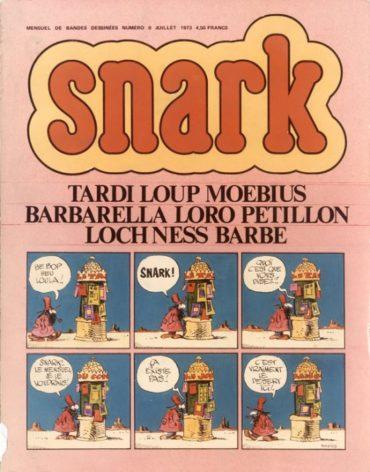snarck-moebius