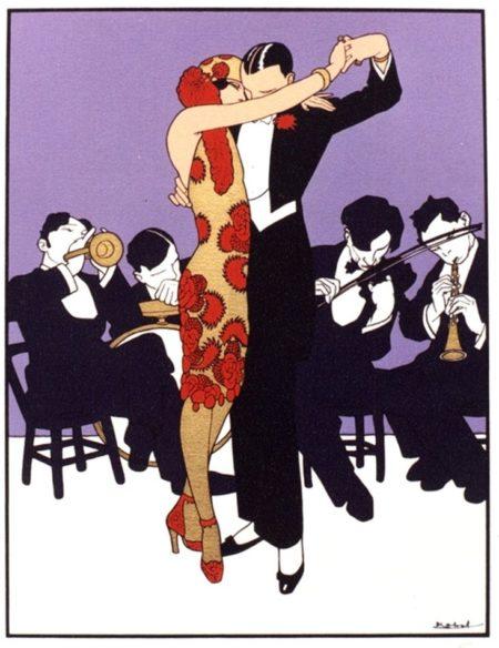 tango mexicain