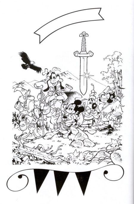 Mickey contre Sauron