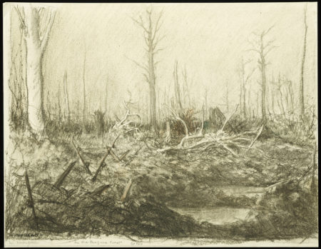 In-the-Argonne-Forest-Wallace-Morgan-ca-1918
