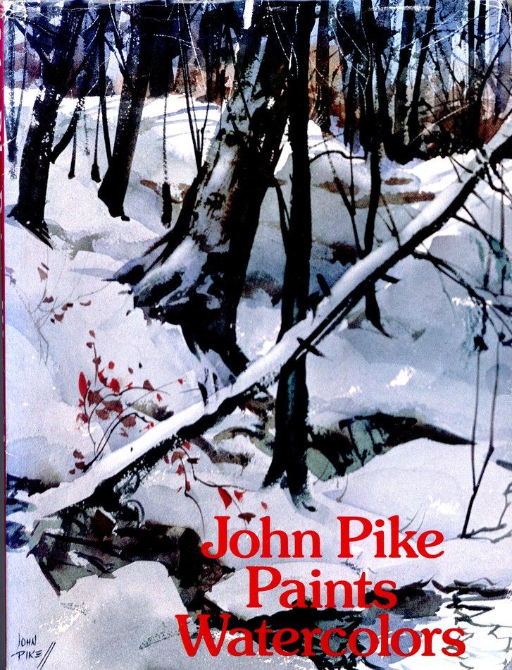 john-pike-paints-watercolor-couv