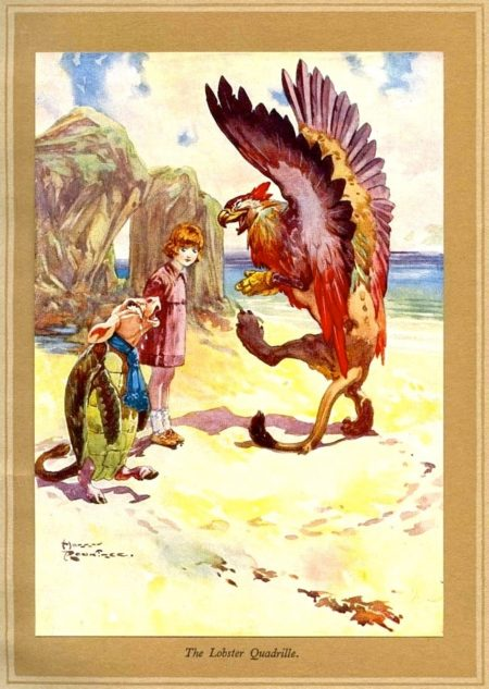 1928 Alice's Adventures in Wonderland 5