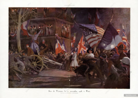 61591-charles-hoffbauer-1919-soir-de-victoire-french-american-and-british-flags-world-war-i-victory-a551781f13bc-hprints-com