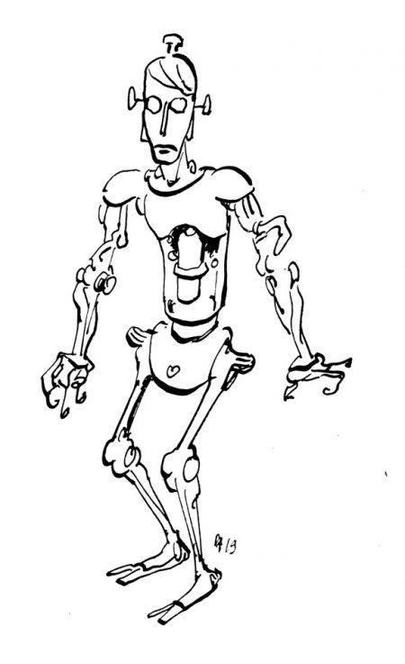 vain-robot