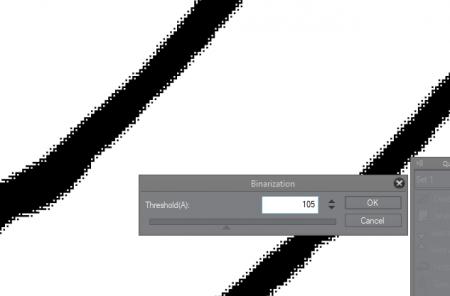 clip-studio-paint-dessin-trait-binarization-regl
