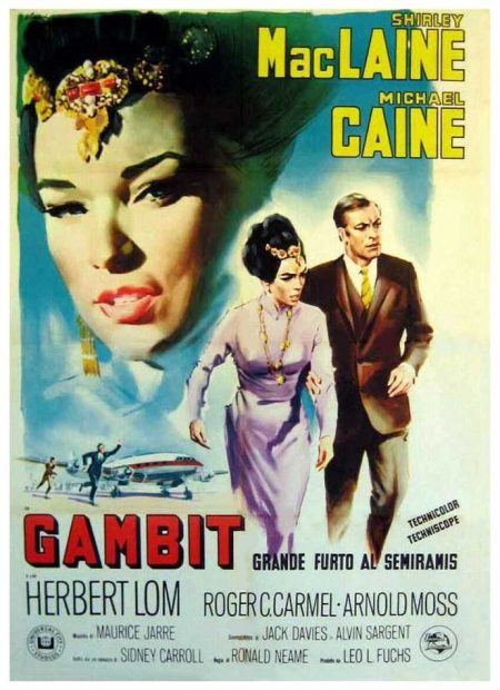 gambit-hold-up-extraordinaire-affiche