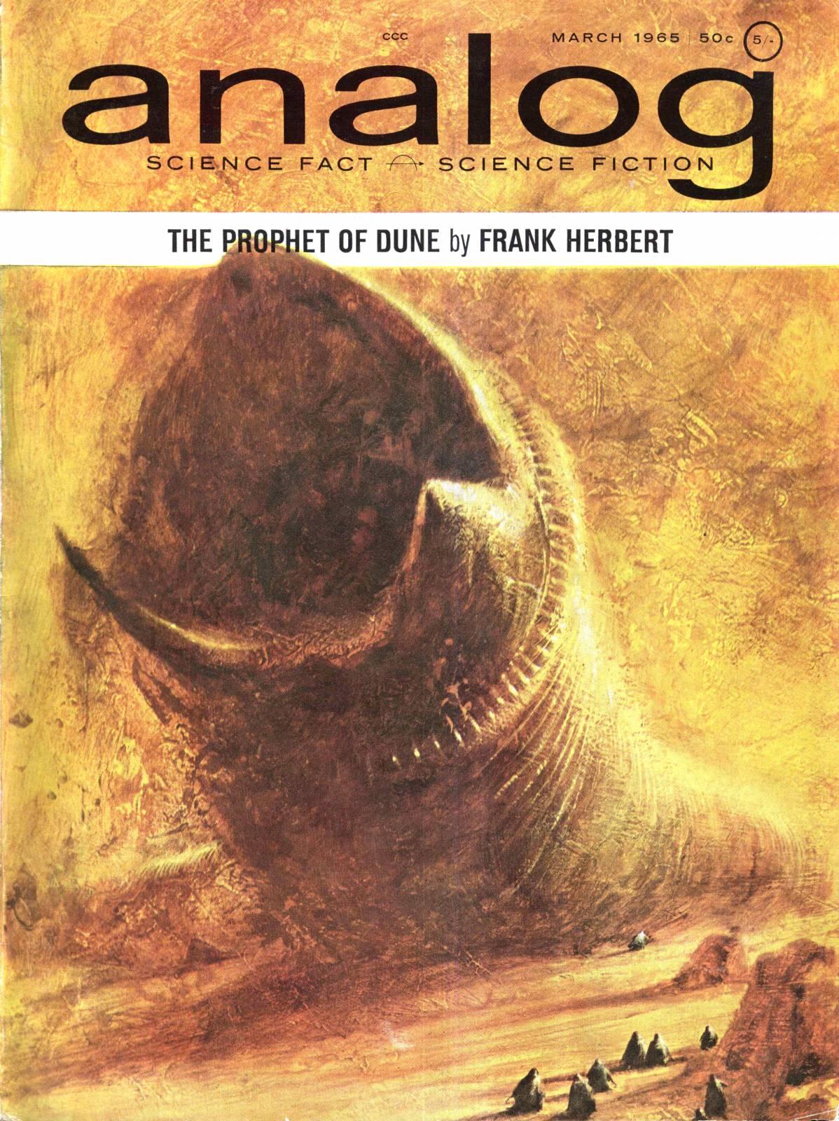 dune-John Schoenherr-Analog-mar1965