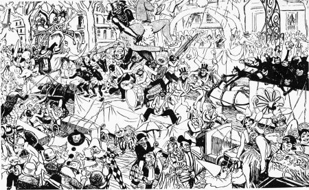 03 Paseo de Gracia – Carnaval-opisso