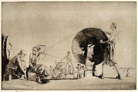 sir william russell flint gravures