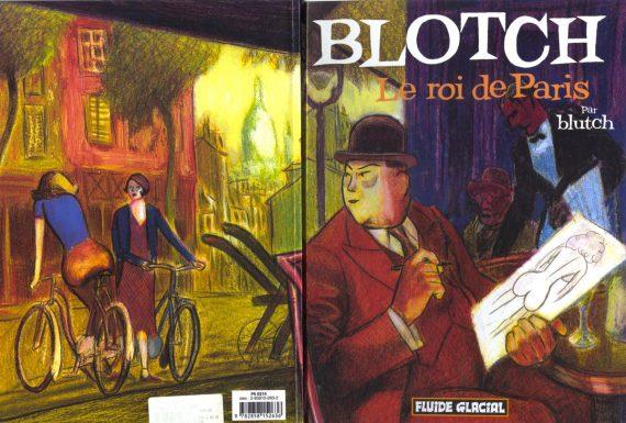 blotch blutch t1 couv