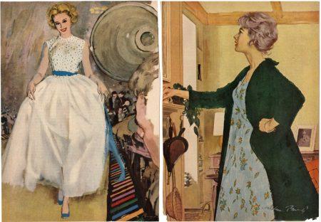 j austin briggs good housekeepers september 1957