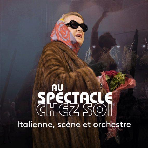 italienne scene orchestre francetv sivadier
