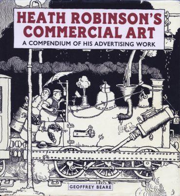 heath robinson commercial art cover