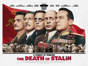 mort staline iannucci affiche