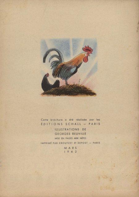beuville renaissance agriculture francaise 14 b
