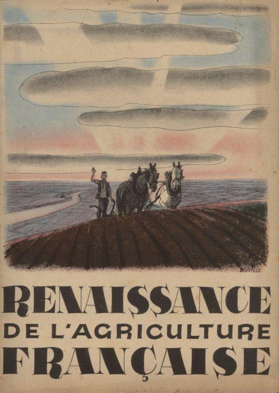 beuville renaissance agriculture francaise couv b