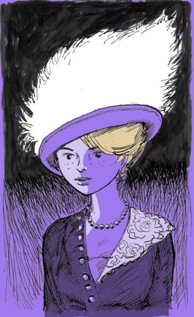 un chapeau très 1913